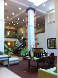 Great Hotel- Hilton Garden Inn